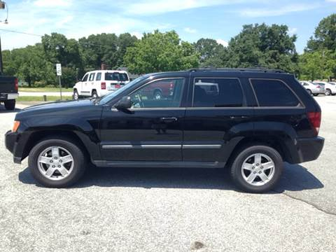 2007 Jeep Grand Cherokee for sale at TAVERN MOTORS in Laurens SC