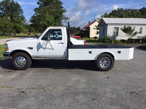 1995 Ford F-350 for sale at TAVERN MOTORS in Laurens SC