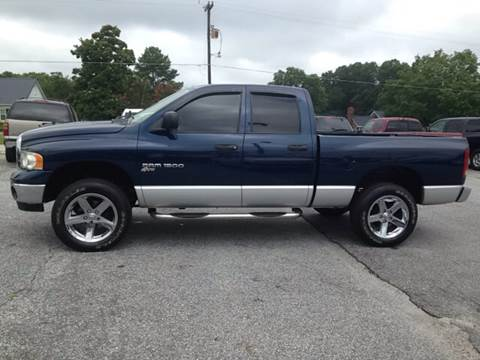 2004 Dodge Ram Pickup 1500 for sale in Laurens, SC