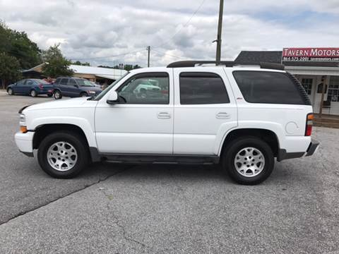 2006 Chevrolet Tahoe for sale in Laurens, SC