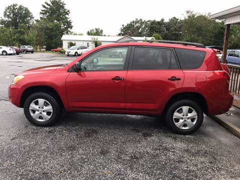 2008 Toyota RAV4 for sale in Laurens, SC