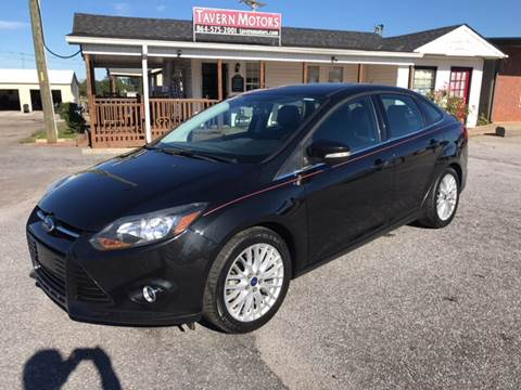 2013 Ford Focus for sale in Laurens, SC