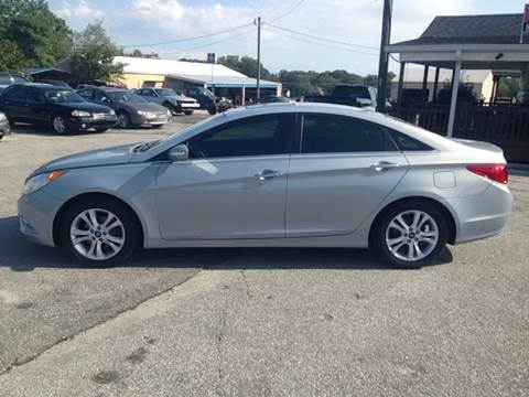 2011 Hyundai Sonata for sale in Laurens, SC