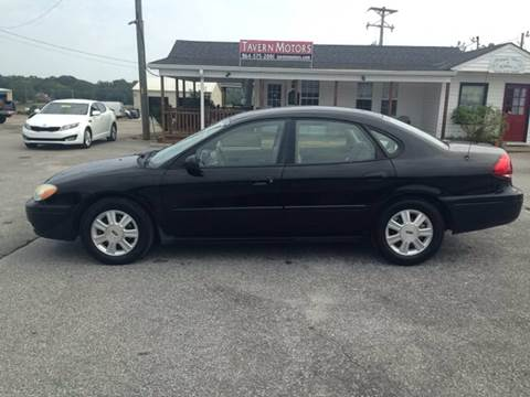 2005 Ford Taurus for sale in Laurens, SC