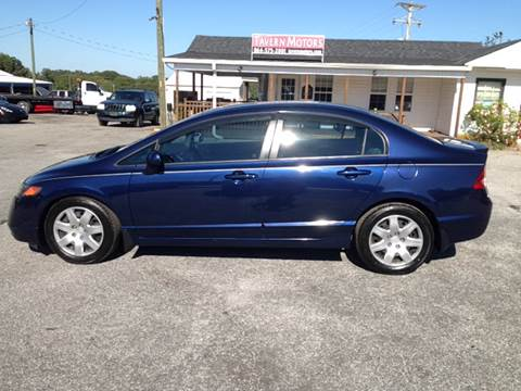 2006 Honda Civic for sale in Laurens, SC