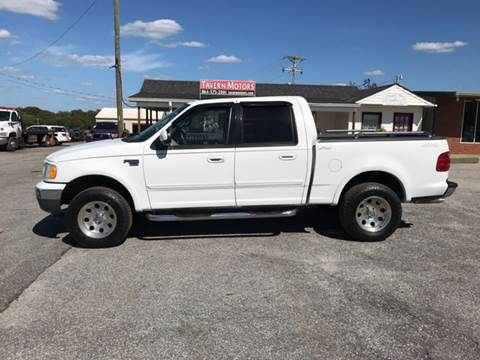 2001 Ford F-150 for sale in Laurens, SC