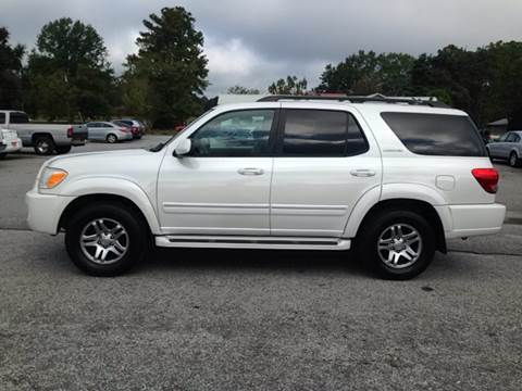 2006 Toyota Sequoia for sale in Laurens, SC