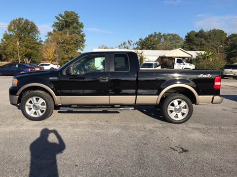 2006 Ford F-150 for sale at TAVERN MOTORS in Laurens SC
