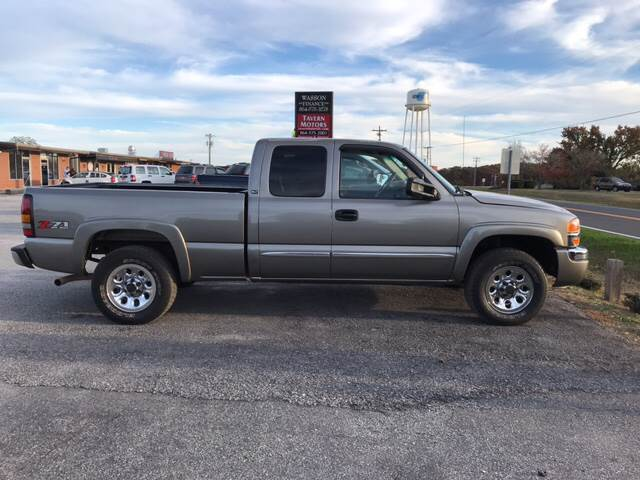 2007 GMC Sierra 1500 Classic for sale at TAVERN MOTORS in Laurens SC