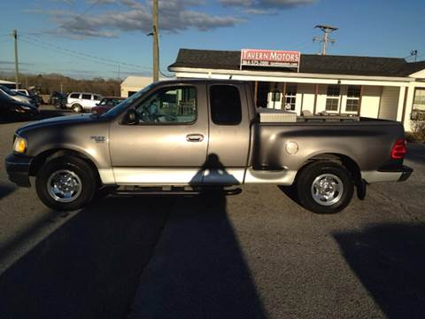 2003 Ford F-150 for sale at TAVERN MOTORS in Laurens SC