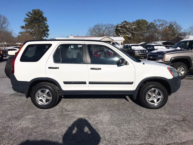 2004 Honda CR-V for sale at TAVERN MOTORS in Laurens SC