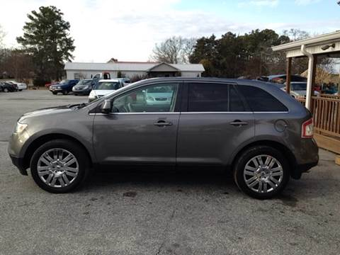2010 Ford Edge for sale at TAVERN MOTORS in Laurens SC