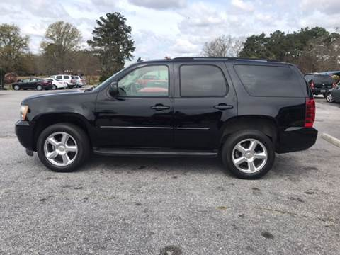 2007 Chevrolet Tahoe for sale at TAVERN MOTORS in Laurens SC