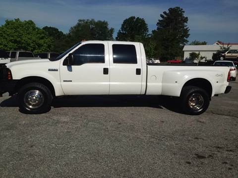 2007 Ford F-350 Super Duty for sale at TAVERN MOTORS in Laurens SC