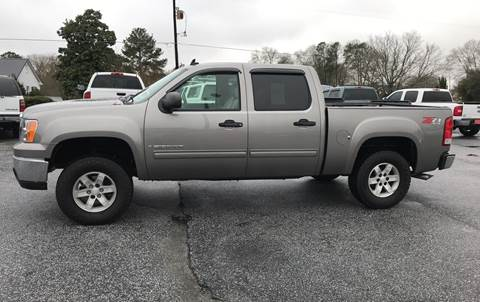 2008 GMC Sierra 1500 for sale at TAVERN MOTORS in Laurens SC