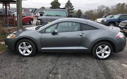 2006 Mitsubishi Eclipse for sale at TAVERN MOTORS in Laurens SC