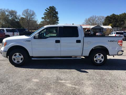 2011 Ford F-150 for sale at TAVERN MOTORS in Laurens SC