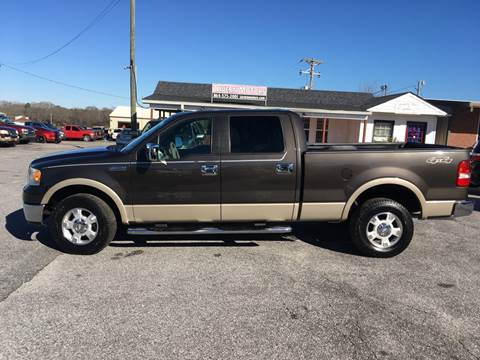 2007 Ford F-150 for sale at TAVERN MOTORS in Laurens SC
