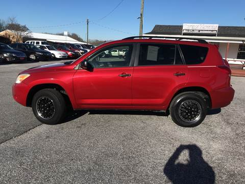 2008 Toyota RAV4 for sale at TAVERN MOTORS in Laurens SC