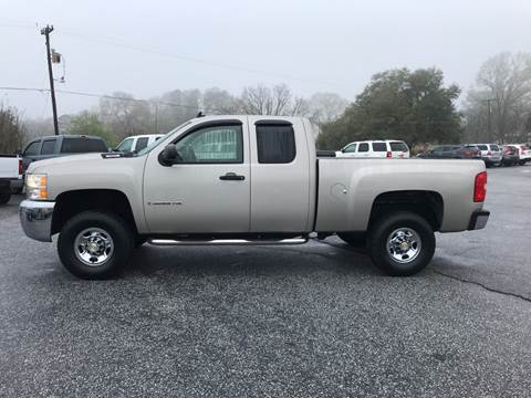 2008 Chevrolet Silverado 2500HD for sale at TAVERN MOTORS in Laurens SC