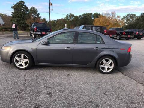 2006 Acura TL for sale at TAVERN MOTORS in Laurens SC