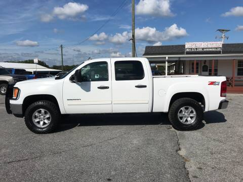 2011 GMC Sierra 1500 for sale at TAVERN MOTORS in Laurens SC