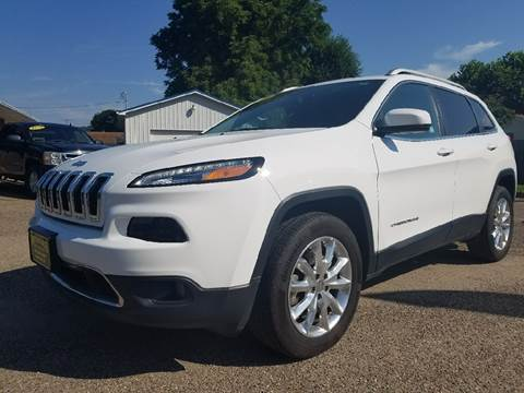 2017 Jeep Cherokee for sale in Paden City, WV