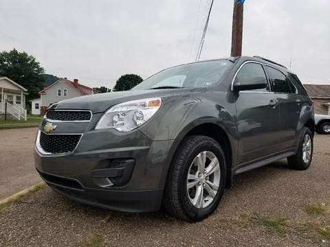 2013 Chevrolet Equinox for sale in Paden City, WV