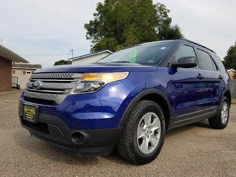 2013 Ford Explorer for sale in Paden City, WV