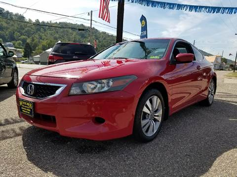 2009 Honda Accord for sale in Paden City, WV