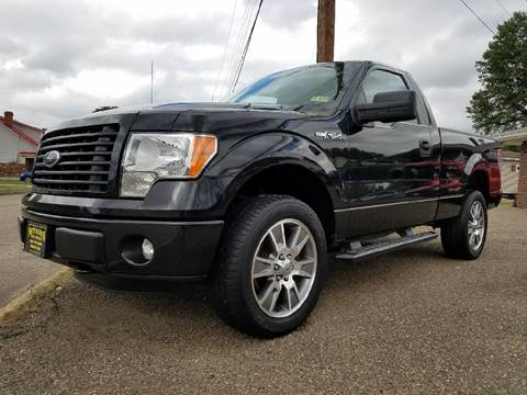 2014 Ford F-150 for sale in Paden City, WV