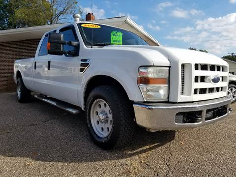 2008 Ford F-250 Super Duty for sale in Paden City, WV