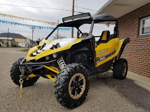 2016 Yamaha YXZ1000 SE for sale in Paden City, WV