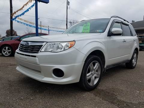 2009 Subaru Forester for sale in Paden City, WV