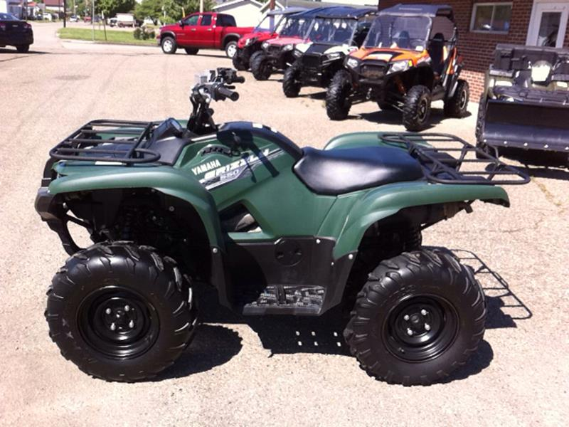 2014 yamaha grizzly 550 in paden city wv myers pre owned. Black Bedroom Furniture Sets. Home Design Ideas