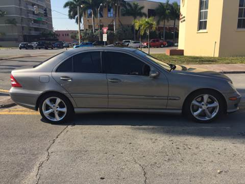 2006 mercedes benz c class for sale in miami fl for 2006 mercedes benz c class for sale