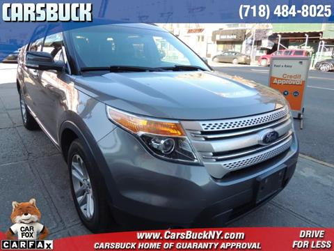 2013 Ford Explorer for sale in Brooklyn, NY