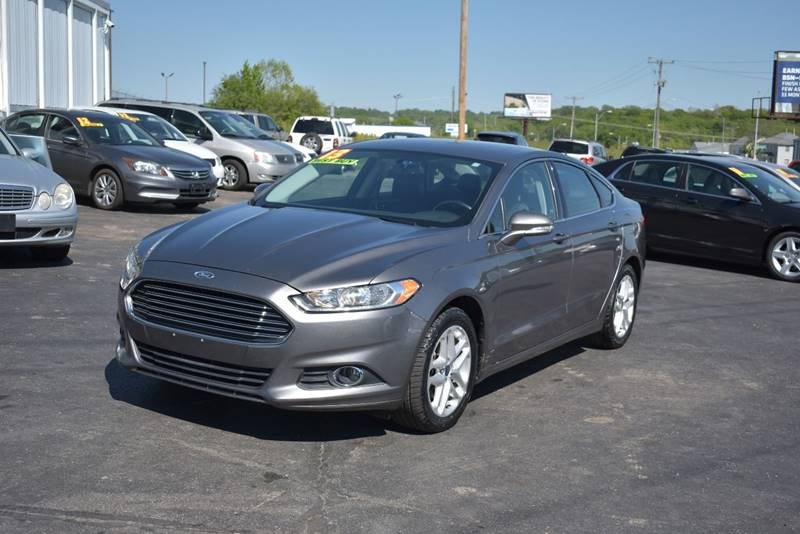 2013 Ford Fusion SE 4dr Sedan - Kansas City MO