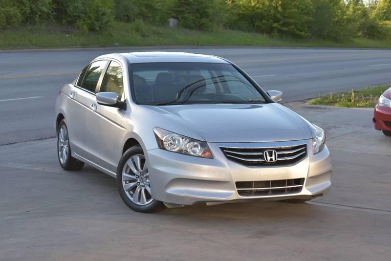 2011 Honda Accord EX-L 4dr Sedan w/Navi - Kansas City MO