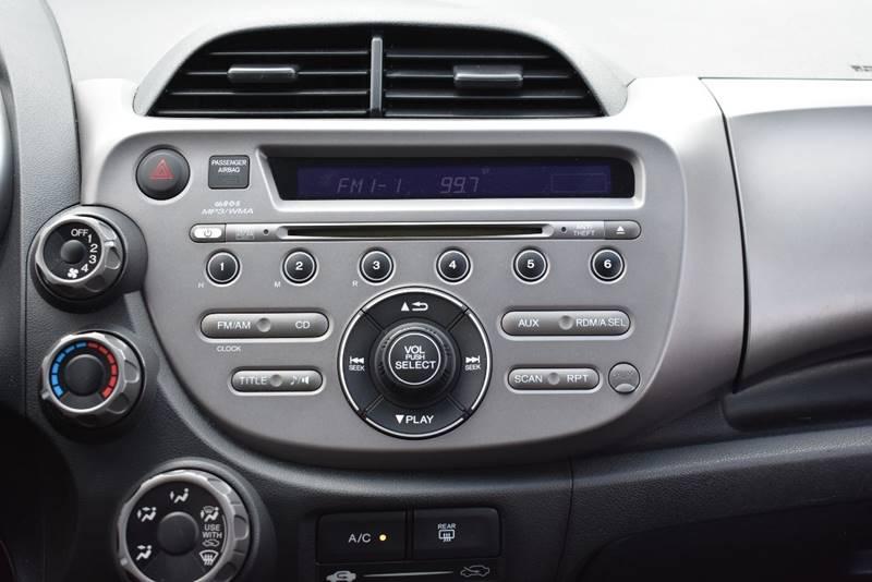 2010 Honda Fit Sport 4dr Hatchback 5A - Kansas City MO