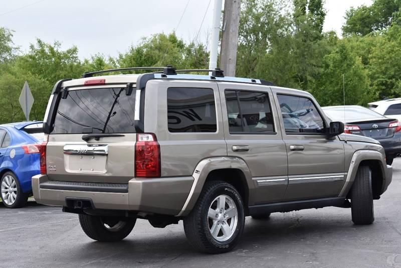 2006 Jeep Commander Limited 4dr SUV 4WD - Kansas City MO