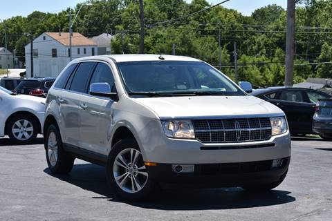 2010 Lincoln MKX for sale in Kansas City, MO