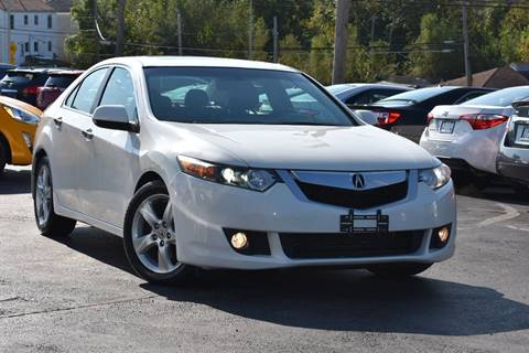 2010 Acura TSX for sale in Kansas City, MO