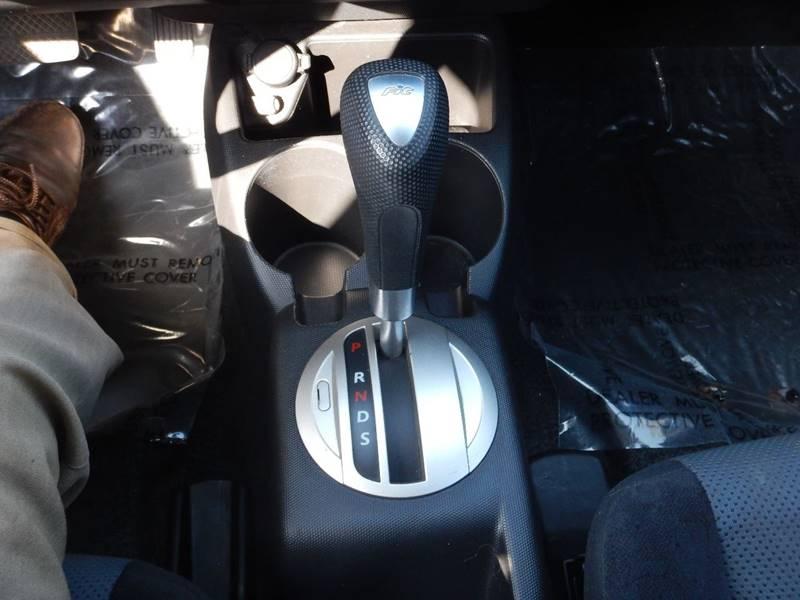 2008 Honda Fit Sport 4dr Hatchback 5A In Kansas City MO