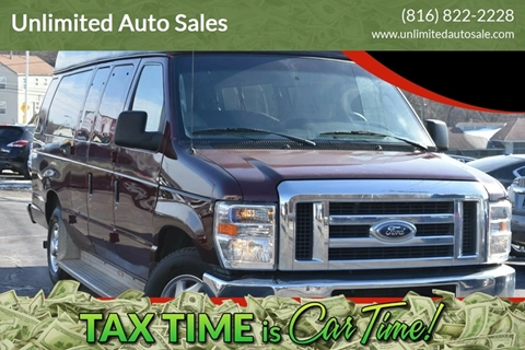 2011 Ford E-Series Wagon for sale in Kansas City, MO