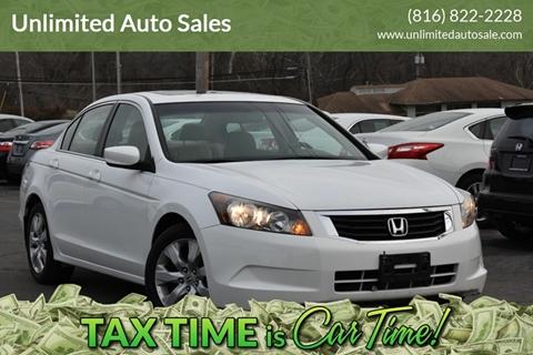 2010 Honda Accord for sale in Kansas City, MO