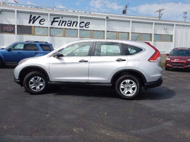 2014 Honda CR-V AWD LX 4dr SUV - Kansas City MO