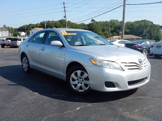 2011 Toyota Camry LE 4dr Sedan 6A - Kansas City MO