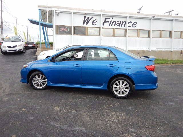 2009 Toyota Corolla S 4dr Sedan 5M - Kansas City MO