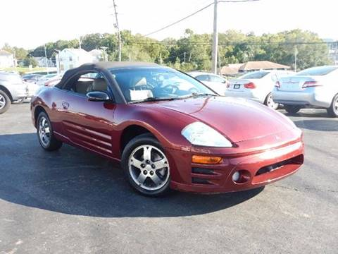 2003 Mitsubishi Eclipse Spyder for sale in Kansas City, MO